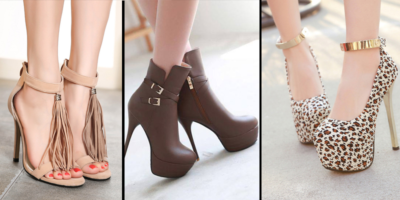 7 Types Of Heels Every Girl Should Own!