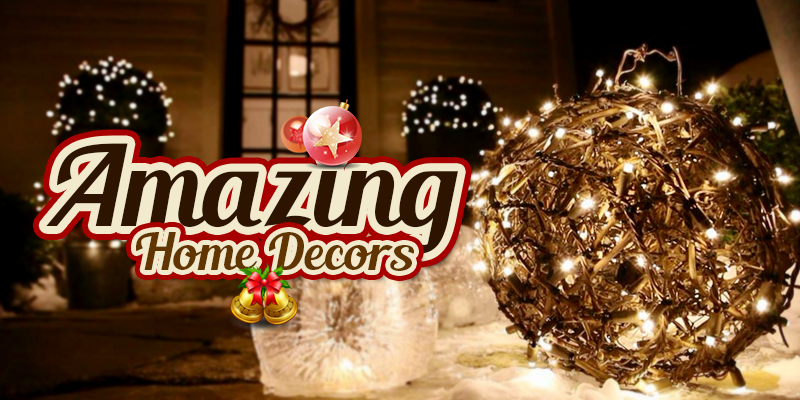 Amazing Christmas Home Decor Ideas For 2016