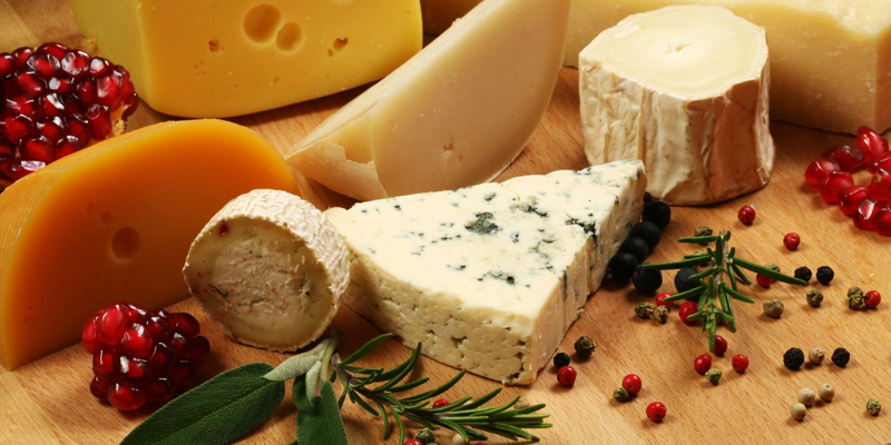9 Types Of Cheese From Around the World