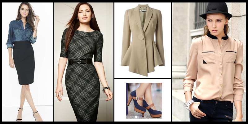 5 Ways to be Power Dressed This Week!