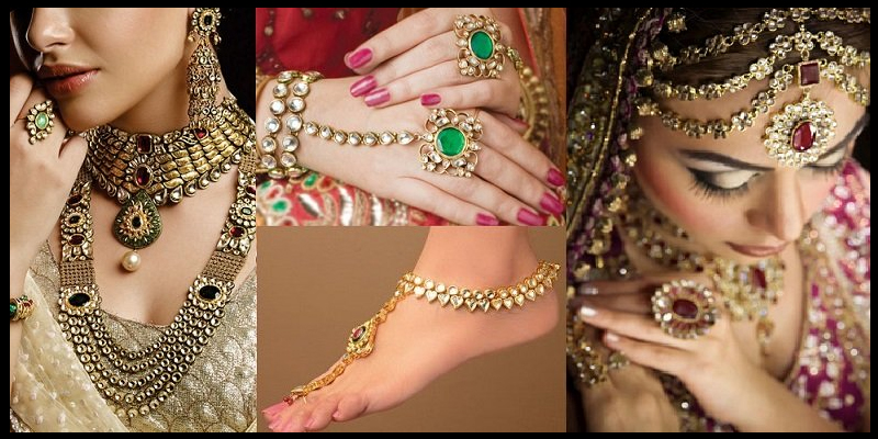 The Ultimate Indian Bridal Jewellery!