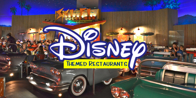 Top 5 Excellent Disney Restaurants In the World