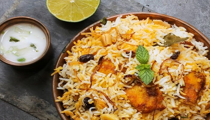 Best Restaurants to Eat Biriyani in Hyderabad
