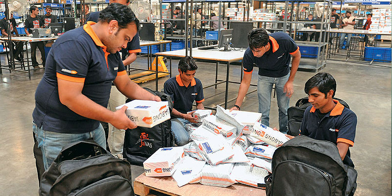 Cash On Delivery Restrained by Online Shopping Sites