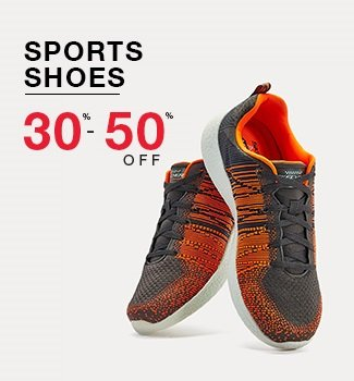 411f1f26fdaa4 Get discount up to 50% on the huge collection of sports shoes for  Women s...