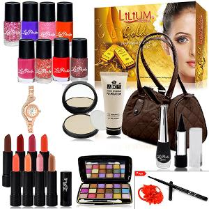 Homeshop18 offers you make up essentials with a discount up to 80% on combo offers. And also apply the Homeshop18 coupon co...de to get additional 6% to 15% ...